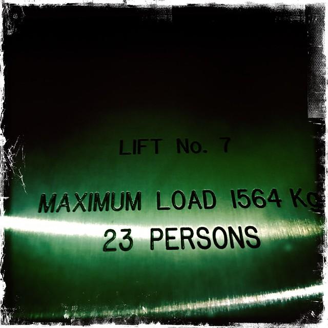 LIFT No. 7 #23s