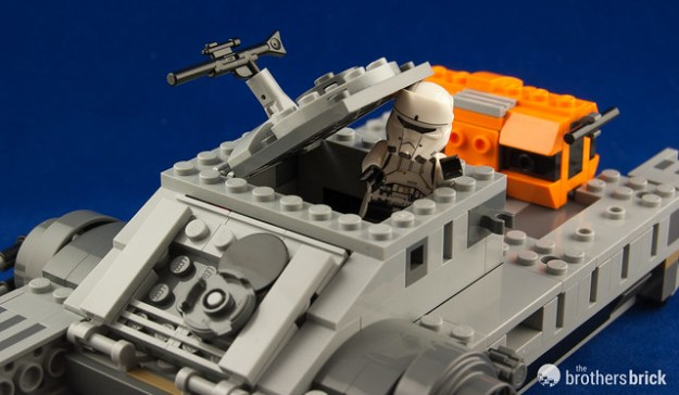 75152 Imperial Assault Hovertank