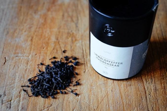 Voatsiperifery: black pepper from Madagascar