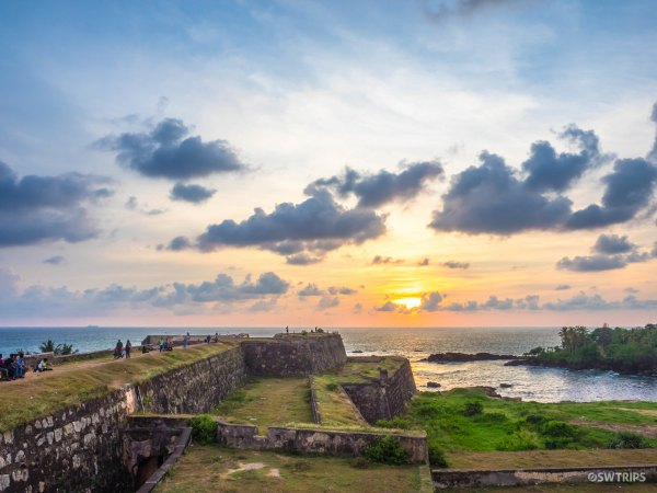 Sunset at Galle Fort - Galle, Sri Lanka.jpg