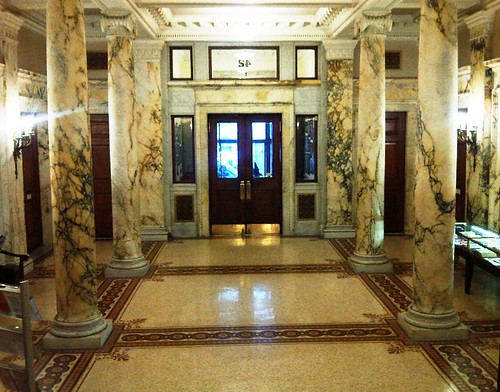Main lobby, Association of the Bar of the City of New York