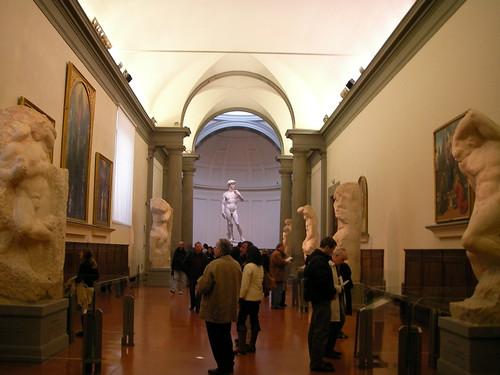 Galería de la Academia. ViajerosAlBlog.com.