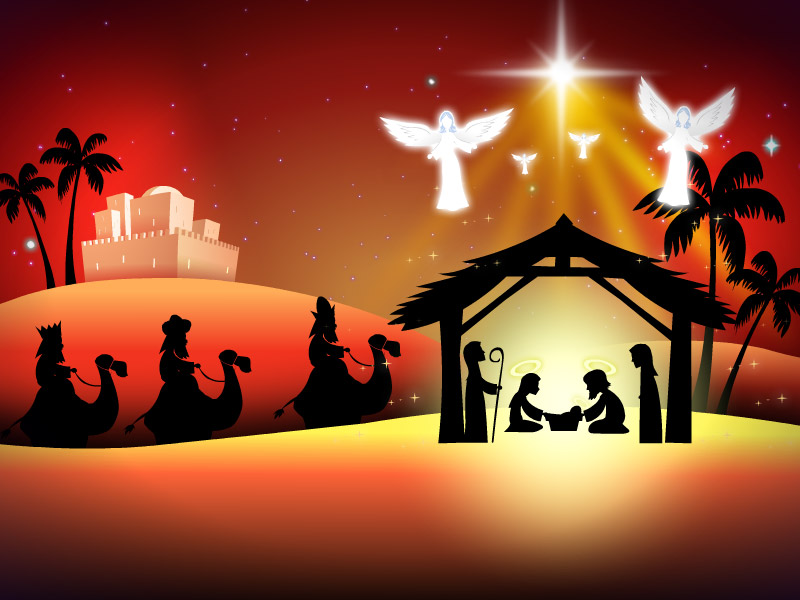 Search Results For Christmas Manger Clipart Calendar 2015