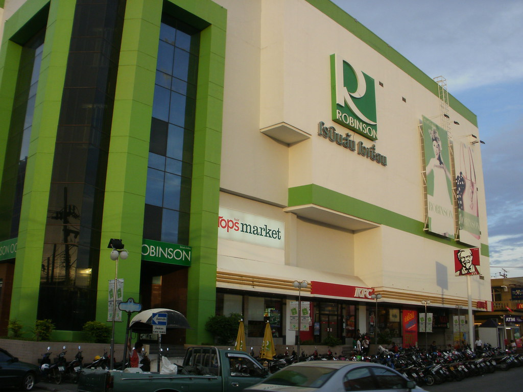 Robinson, Phuket Town