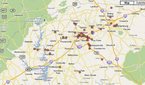 South Carolina Coffee Shops.csv - Google Fusion Tables - Mozilla Firefox_2011-07-01_10-01-56