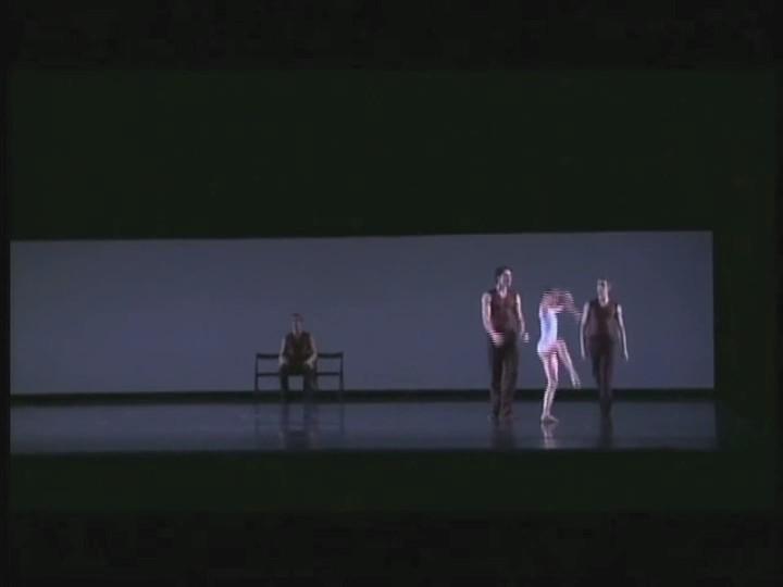 "Oregon Ballet Theatre - ""Left Unsaid"" Exerpt"