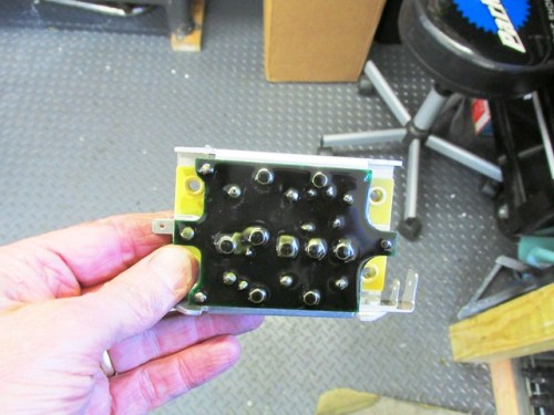 New Euro MotoElectric Diode Board