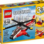 LEGO 31057 Air Blazer