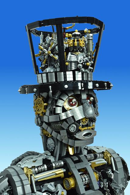 LEGO Steampunk, Unchain My Heart