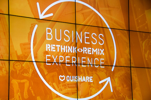 OuiShare Rethink Remix - Madrid 27/09/2016
