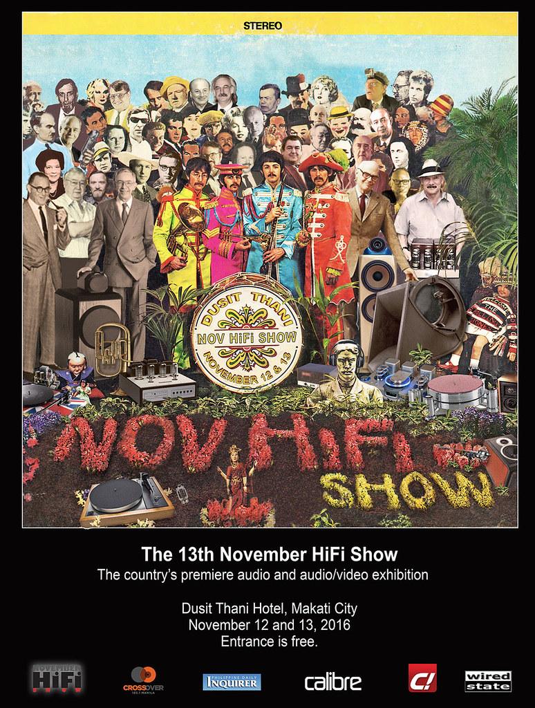 November hifi show