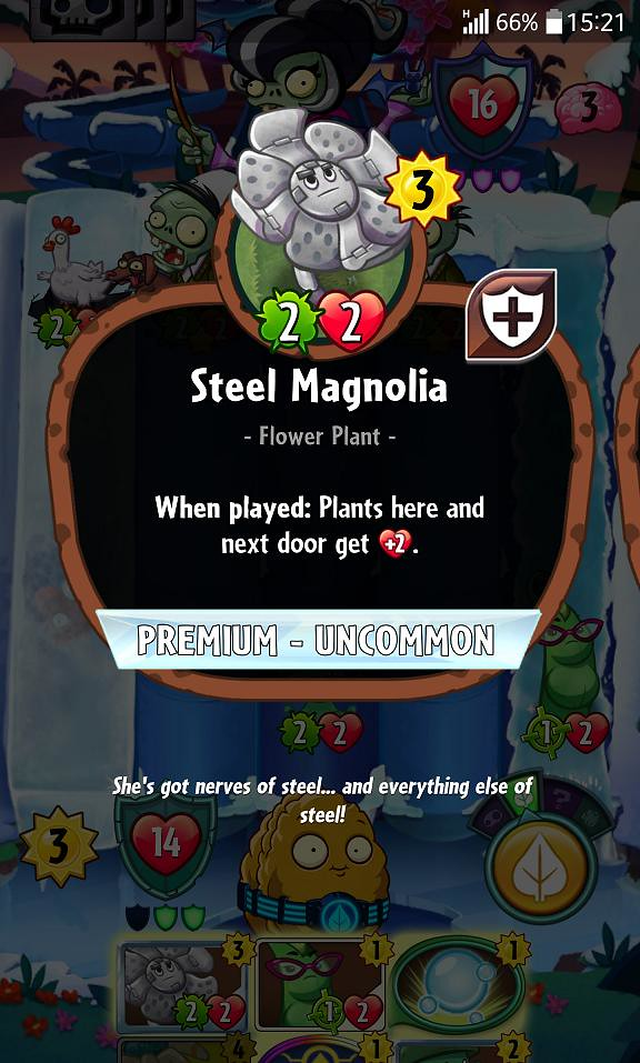 plant vs zombies heroes review card explanation