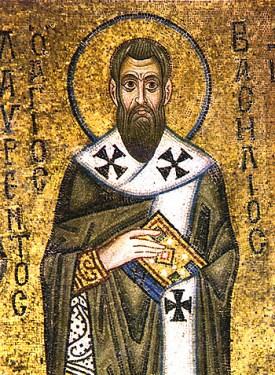 St. Basil of Caesarea