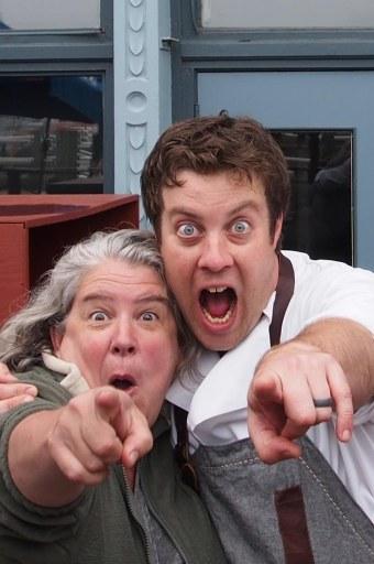 Chef Jesse Vergen, that's who!