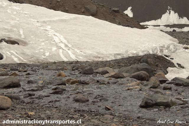 Caminata Glaciar El Morado