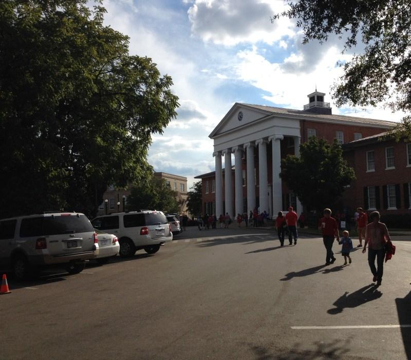 The Lyceum University of Mississippi