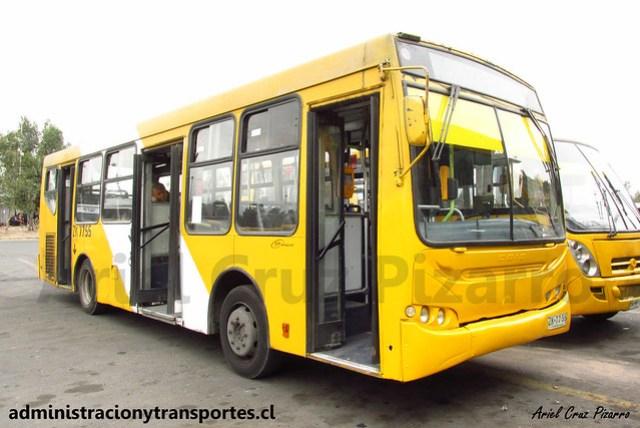 Transantiago FS | STP Santiago | Caio Apache STD - Mercedes Benz / ZK7755