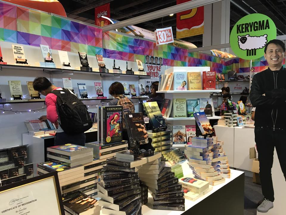 KCON2016 - Kerygma Books Sale