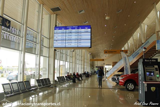 Aeropuerto El Tepual - Puerto Montt PMC