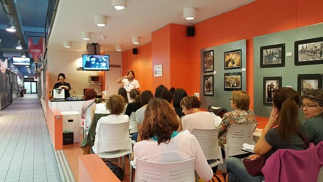 Gastronomia vegana: un menú complert, natural i 100% vegetarià, a càrrec de Rosana Fassina, xef del restaurant Cor Verd