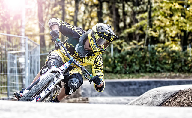 Velosolutions Pumptrack Neukirchen by Hannes Lavik