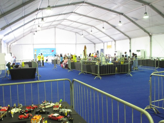 Stack Dubai LEGO event 2016