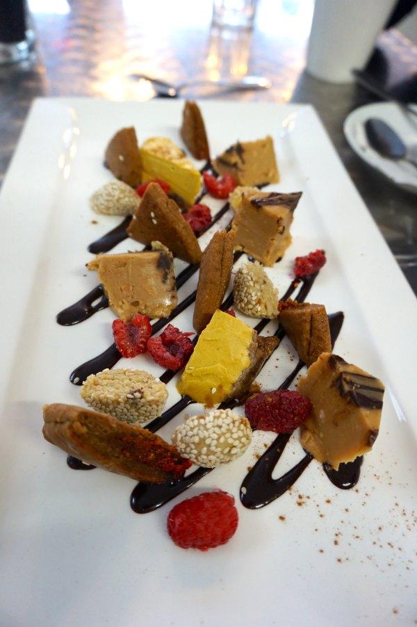 Public Kitchen Dessert Platter | thelittleredspoon.com