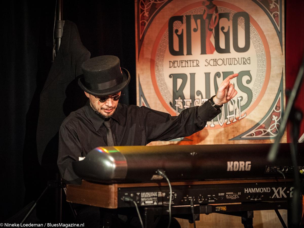 JennB- GitGo Blues Festival 2016-