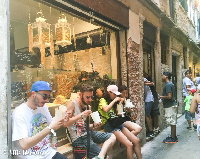 Venice lunch