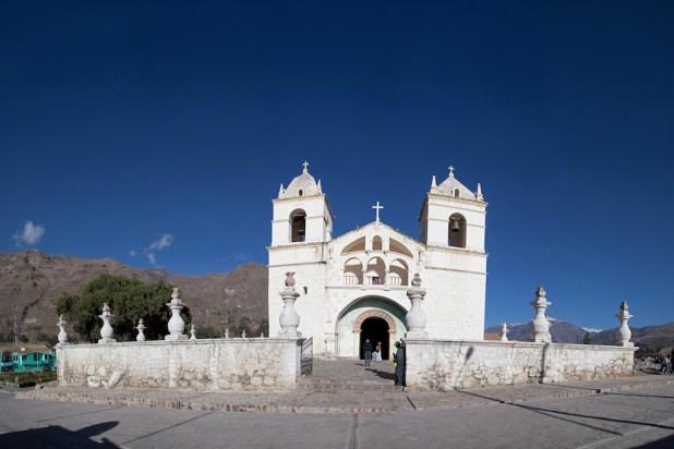 Iglesia de Yanque