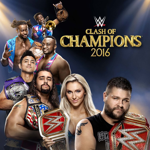 WWE: Night of Champions 2016