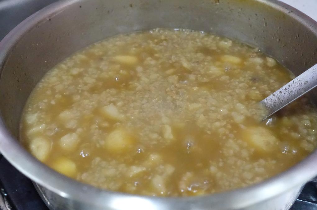 香蒜蔭瓜肉燥 (4)