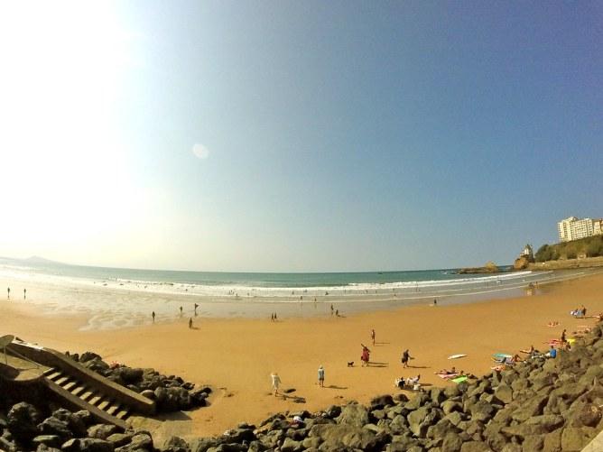 Biarritz surffaus