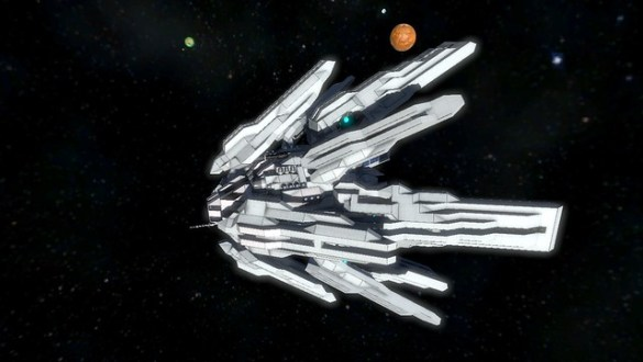 Space Engineers - White Star