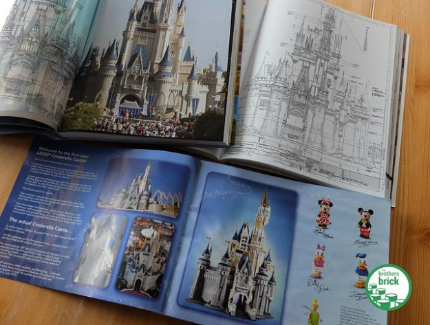 cinderella lego castle instructions