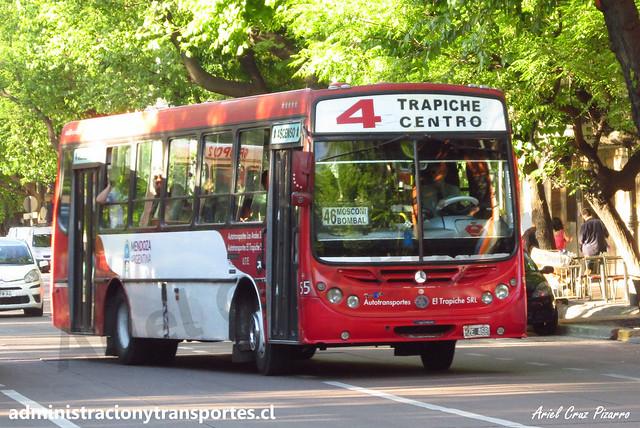 El Trapiche (Mendoza) | Metalpar Tronador - Mercedes Benz