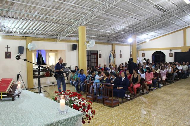 2016-10-18 Misa afro en Santa Madre Laura, Potrerito