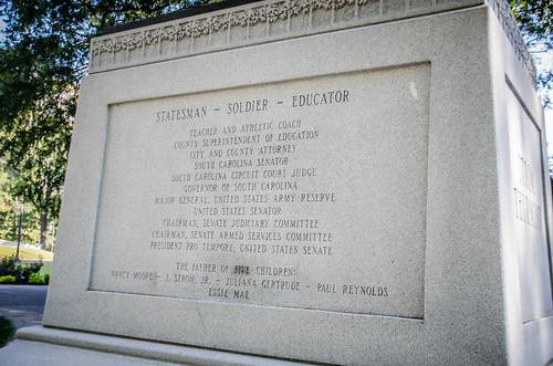 Strom Thurmond Memorial-001