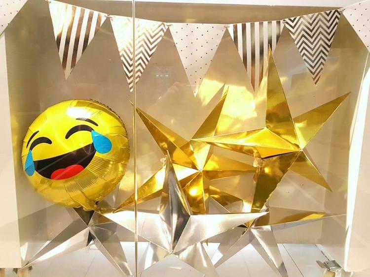 Homemade Parties DIY Party _Emoji Party07