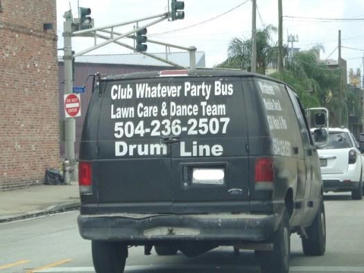 Multitasking Club Whatevs