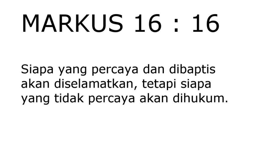 markus 16 16