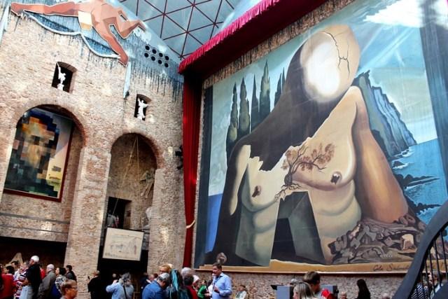 Teatro-Museo Dalí de Figueras