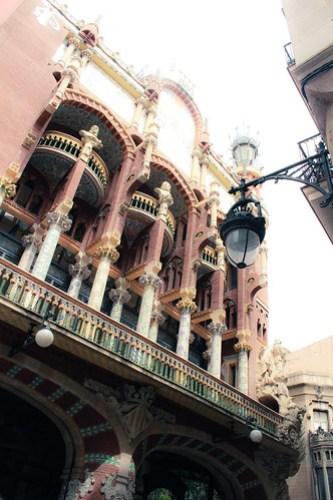 Colors of Barcelona