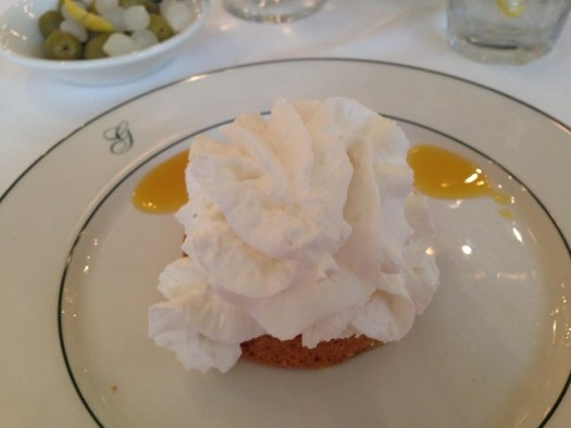 Lemon Tart, Galatoire's, New Orleans LA