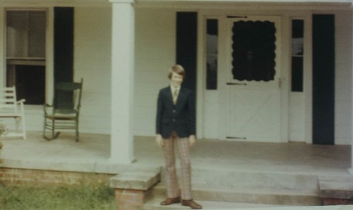 Tom age 14 at Gray Court