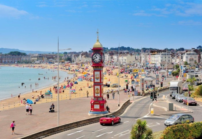 Weymouth Staycation