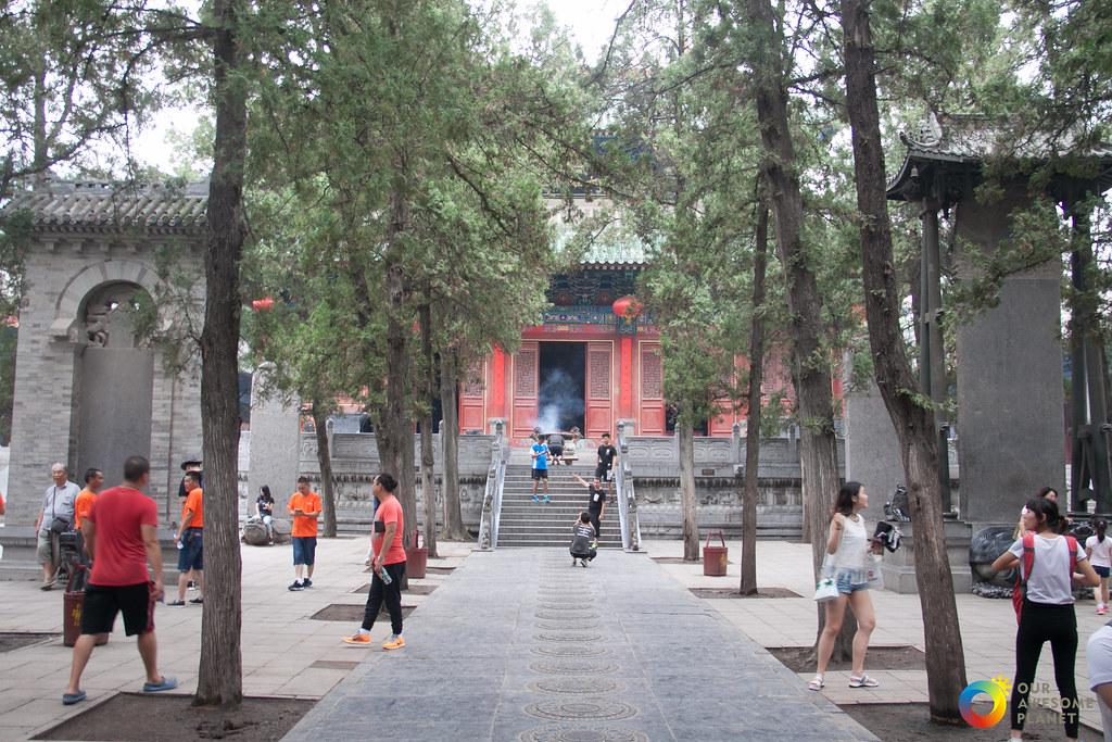 Shaolin Temple
