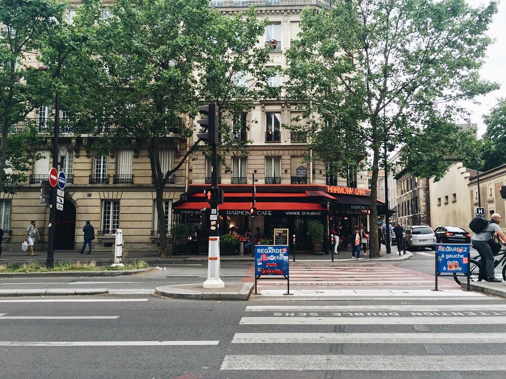 Harmony Cafe Paris