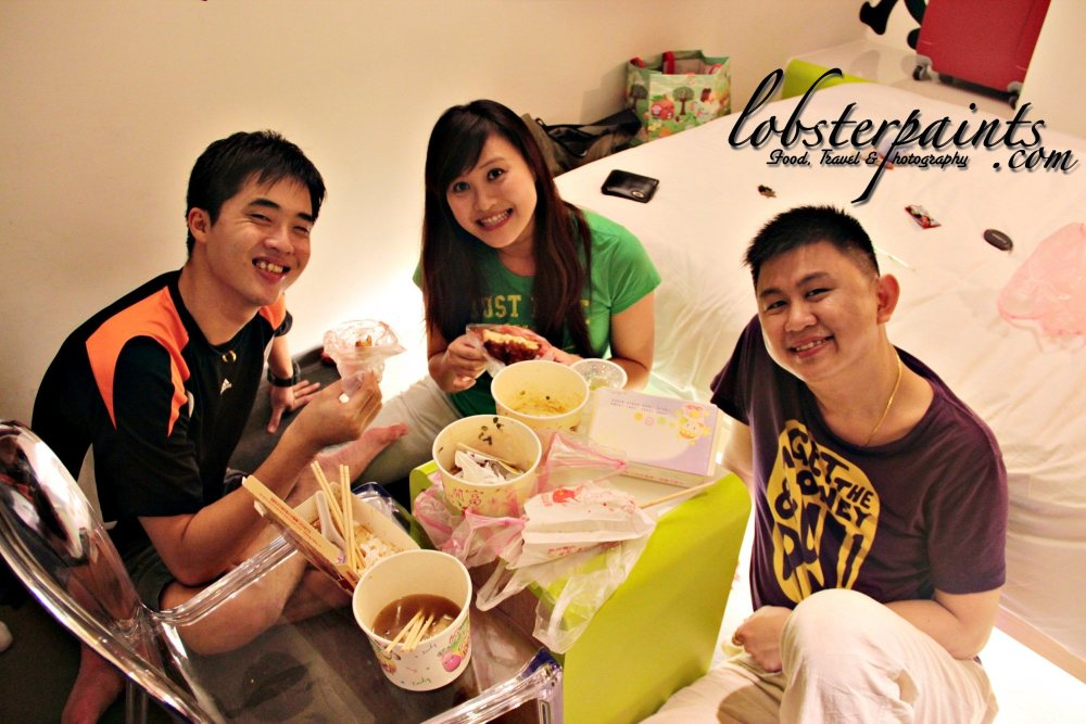 12 September 2012: Huayin Food Street   Taipei, Taiwan