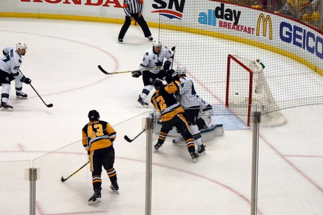 Conor Sheary goal